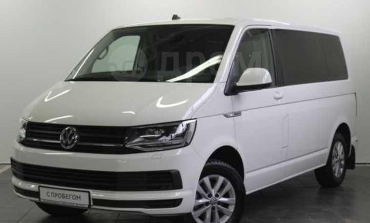 Volkswagen Multivan, 2018 год, 2 900 000 руб.