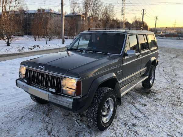 Jeep Cherokee, 1988 год, 250 000 руб.