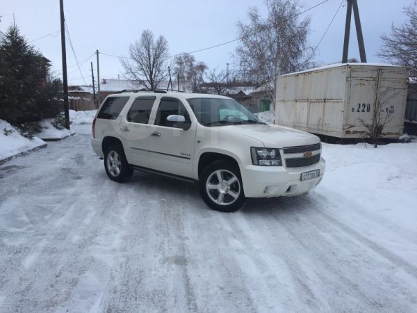 Chevrolet Tahoe, 2013 год, 1 530 000 руб.