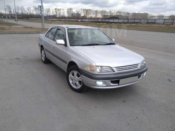 Toyota Carina, 1989 год, 220 000 руб.