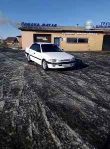 Черногорск Carina 1997