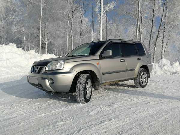 Nissan X-Trail, 2002 год, 445 000 руб.