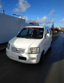 Геленджик Wagon R Solio 2001