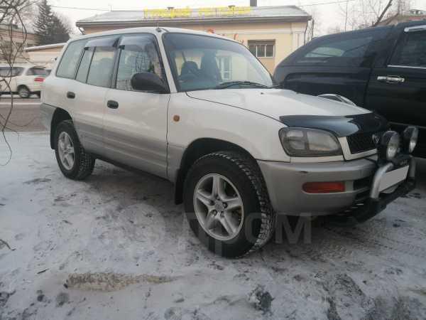 Toyota RAV4, 1996 год, 355 000 руб.