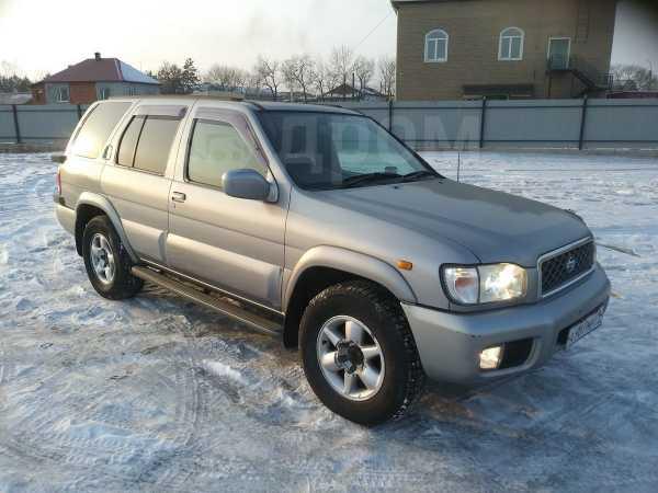 Nissan Terrano, 2000 год, 455 000 руб.