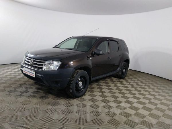 Renault Duster, 2014 год, 444 000 руб.