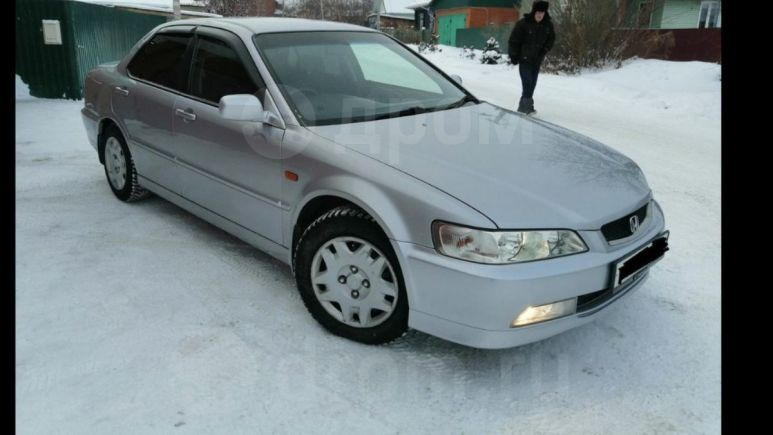 Honda Accord, 2001 год, 329 000 руб.