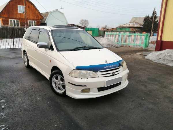 Honda Odyssey, 2001 год, 389 000 руб.