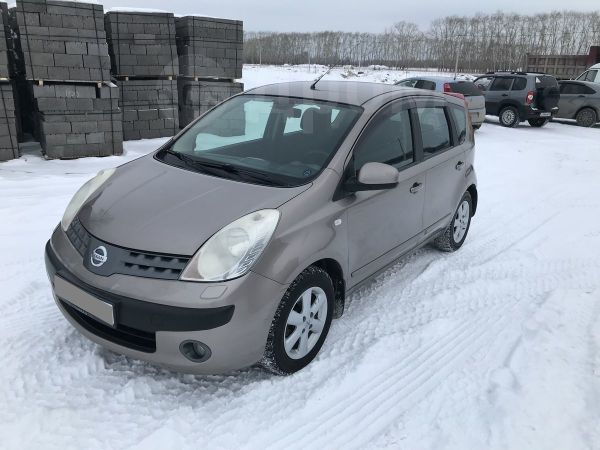 Nissan Note, 2006 год, 399 000 руб.