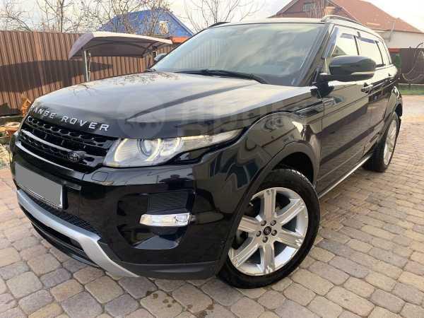 Land Rover Range Rover Evoque, 2013 год, 1 499 000 руб.