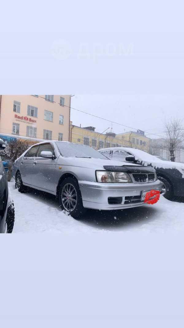 Nissan Bluebird, 1991 год, 220 000 руб.