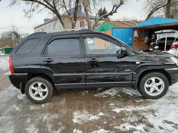Kia Sportage, 2006 год, 445 000 руб.