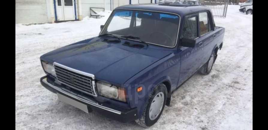 Лада 2107, 2005 год, 58 000 руб.