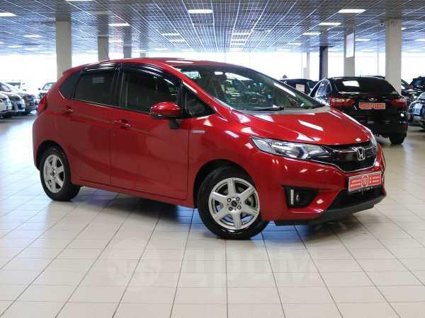 Honda Fit, 2016 год, 799 900 руб.