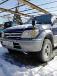 Toyota Land Cruiser Prado, 2001 год, 400 000 руб.