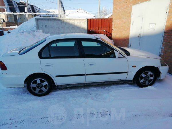 Honda Civic Ferio, 2000 год, 185 000 руб.