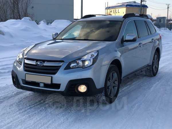 Subaru Outback, 2013 год, 1 150 000 руб.