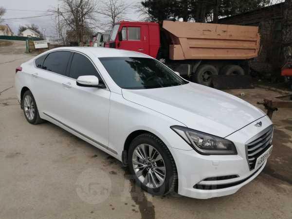 Hyundai Genesis, 2014 год, 1 225 555 руб.