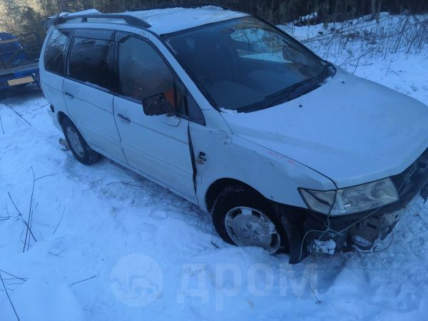 Mitsubishi Chariot Grandis, 2001 год, 150 000 руб.