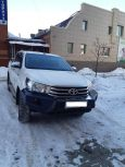 Toyota Hilux Pick Up, 2017 год, 1 830 000 руб.