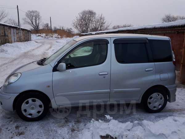 Toyota Funcargo, 2003 год, 250 000 руб.
