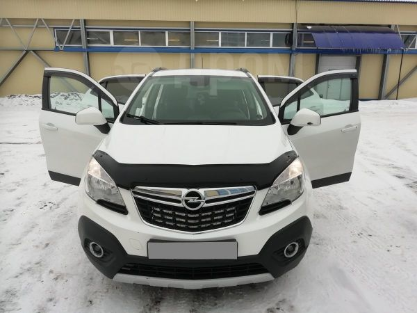 Opel Mokka, 2013 год, 740 000 руб.