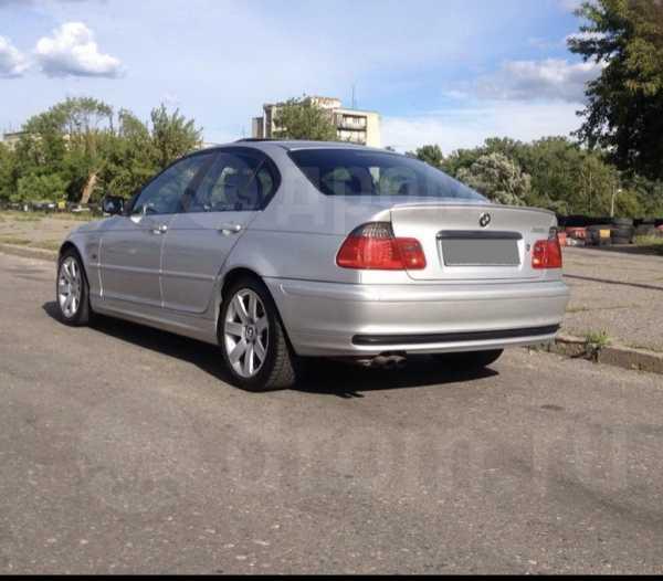BMW 3-Series, 2001 год, 215 000 руб.