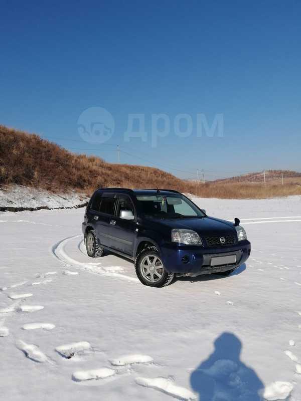 Nissan X-Trail, 2003 год, 460 000 руб.