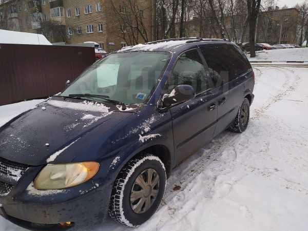 Dodge Caravan, 2002 год, 275 000 руб.
