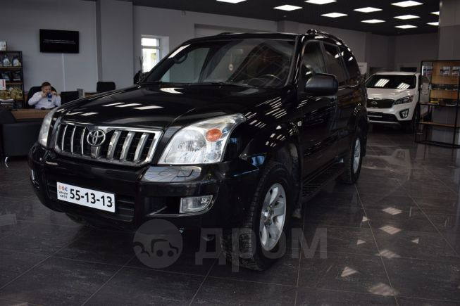 Toyota Land Cruiser Prado, 2006 год, 1 040 000 руб.