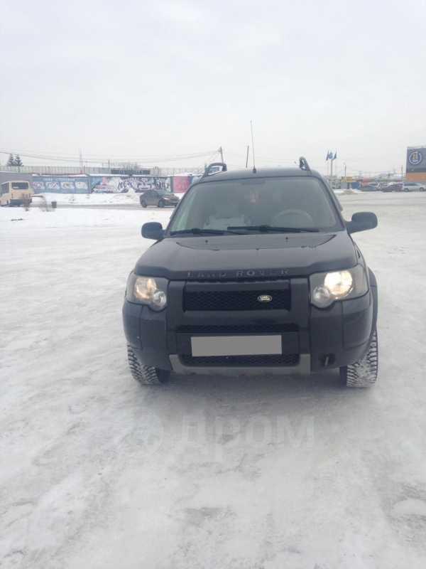 Land Rover Freelander, 2005 год, 430 000 руб.