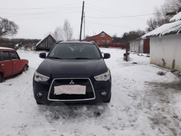 Mitsubishi ASX, 2010 год, 630 000 руб.
