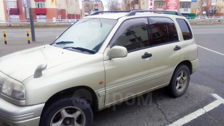 Suzuki Escudo, 1999 год, 395 000 руб.