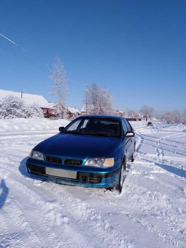Toyota Carina E, 1996 год, 195 000 руб.