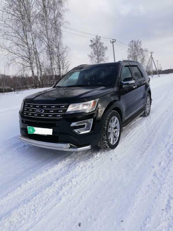 Ford Explorer, 2017 год, 2 850 000 руб.