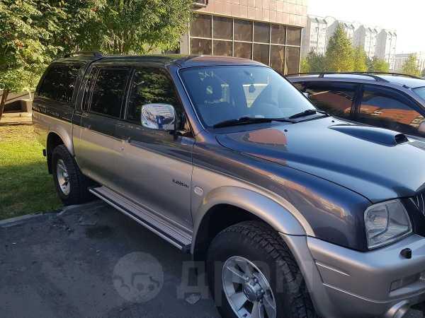 Mitsubishi L200, 2004 год, 550 000 руб.