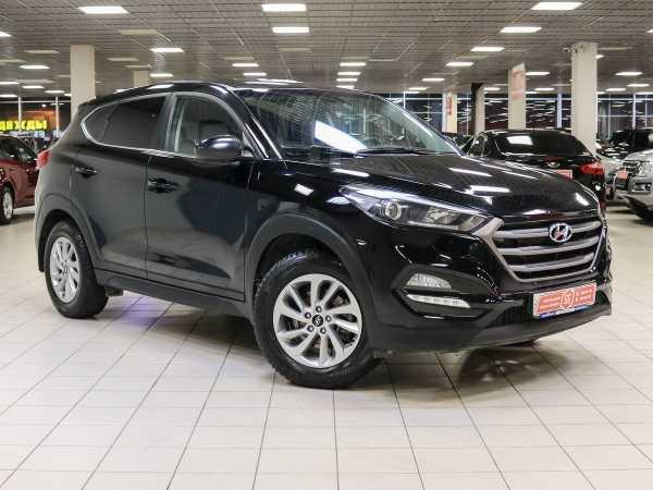 Hyundai Tucson, 2018 год, 1 106 000 руб.