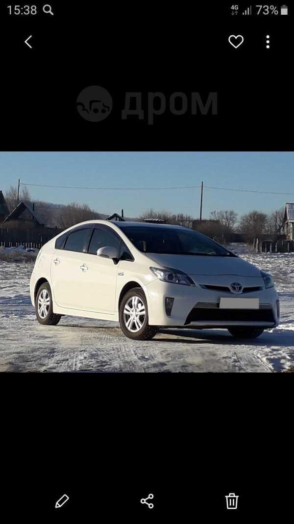 Toyota Prius PHV, 2012 год, 999 999 руб.