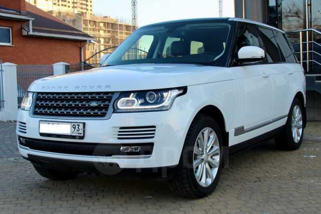 Land Rover Range Rover, 2016 год, 4 000 000 руб.