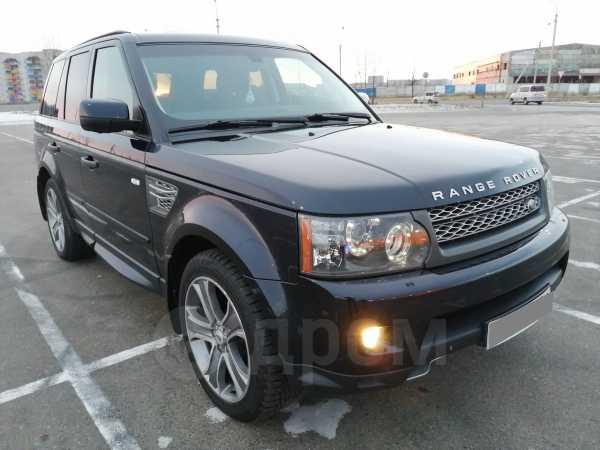 Land Rover Range Rover Sport, 2011 год, 1 458 853 руб.