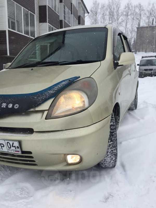 Toyota Funcargo, 2001 год, 230 000 руб.