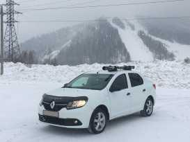 Междуреченск Renault Logan 2016