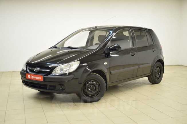 Hyundai Getz, 2009 год, 330 000 руб.