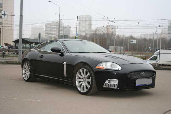 Jaguar XK, 2007 год, 1 000 000 руб.