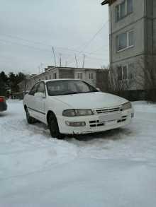 Курган Carina 1994