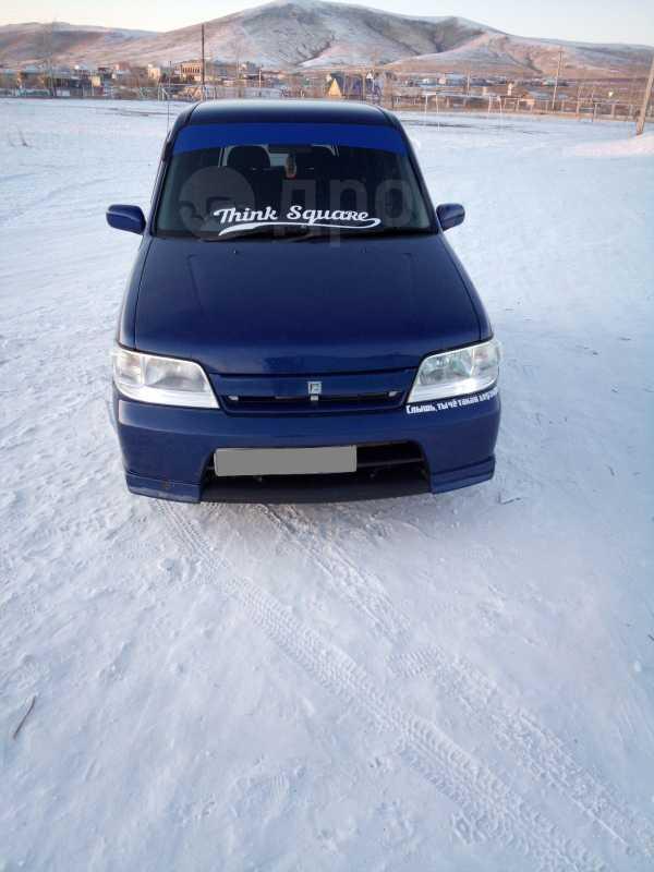 Nissan Cube, 2000 год, 230 000 руб.