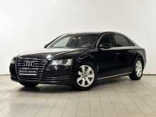 Тюмень Audi A8 2012