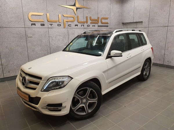 Mercedes-Benz GLK-Class, 2012 год, 1 070 000 руб.
