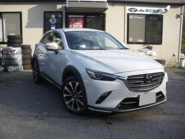 Mazda CX-3, 2019 год, 710 000 руб.