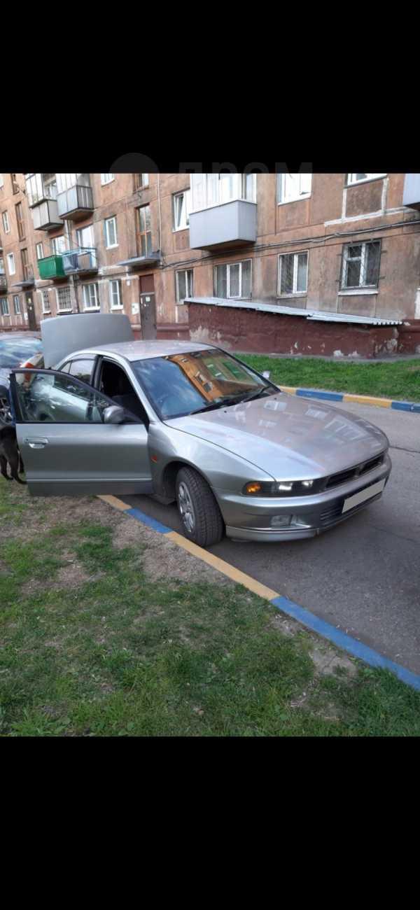 Mitsubishi Aspire, 1999 год, 160 000 руб.